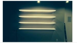 LED Light Slide Track System for Convient Installation pictures & photos