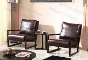 China Manufacturer Top Brand Hospitality Furniture Public Area Furniture Lounge Chair (JP-C-002)