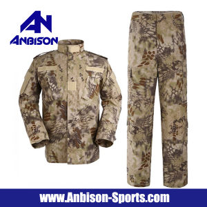 Us Army Acu Style Combat Tactical Military Uniform pictures & photos