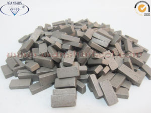 China Gangsaw Diamond Segment for Marble pictures & photos