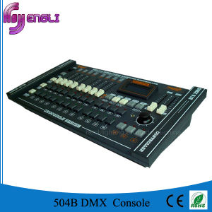 504b DMX512 Console for Stage Lighting Controller (HL-504B) pictures & photos