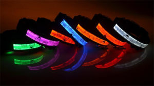 Recharging LED Dog Collar pictures & photos