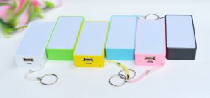 5000mAh 18650 Battery Cell Perfume Mobile Power Bank Charger (PB-YD08D) pictures & photos