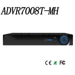 1 SATA 8CH Analog HD DVR {Advr7008t-Mh} pictures & photos