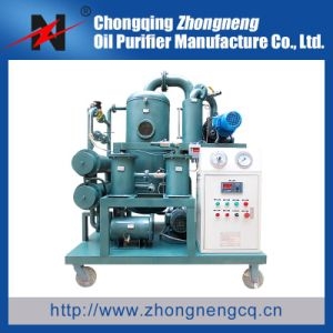Two Stage High Vacuum Transformer Oil Reconditioning Plant pictures & photos