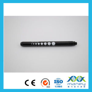 Reusable Medical LED Penlight Approved with Ce Certification (MN5506-1) pictures & photos