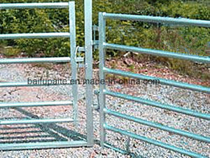 6 Bar Galvanized Utility Corral Panels Horse Fence Cattle Yard Sheep Yard pictures & photos