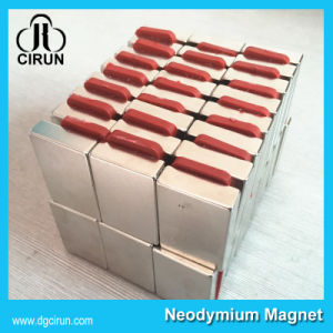 Super Strong N50 N52 Block Bar Permanent Neodymium Magnet pictures & photos