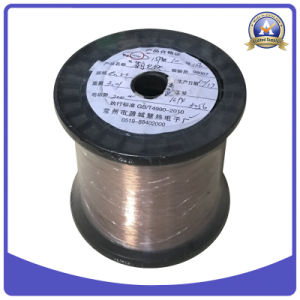 Positive J Type Thermocouple Wire (Cu outside)