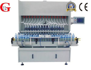 Automatic Linear Corrosive Filler/Strong Liquid Filling Machine pictures & photos