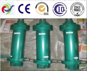 China Metallurgy Oil Cylinder