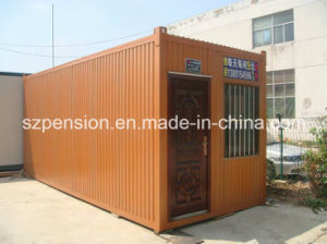 Low Cost Multi-Function Fabricated/Prefab House in China pictures & photos