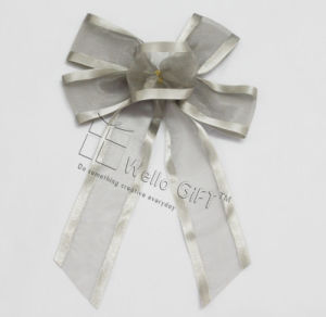 Handmade Satin Bowknots Wholesale pictures & photos