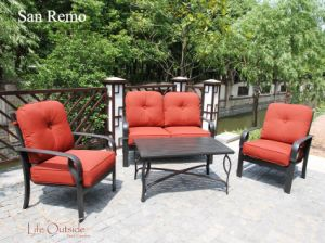 Elegant Patio Chat Group Furniture pictures & photos