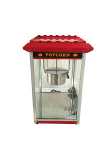 Commercial Popcorn Machine with Top pictures & photos