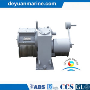 Electric Rescue Boat Winch for Boat pictures & photos