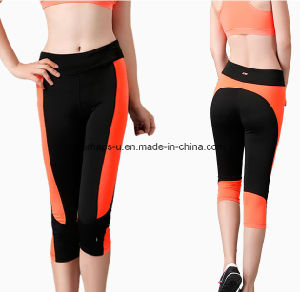 High Quality Quickly Dry Comfortable Running Shorts Yoga Suit pictures & photos