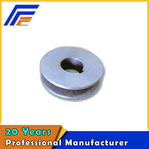 Industrial Iron Pulley for Power Transfer