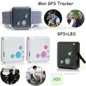 Newly Designed Portable GPS Tracker with Sos Button (V16) pictures & photos