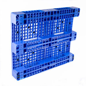 Wholesales No. 10 Plastics Pallet/Tray with Metal Pipes Inside pictures & photos