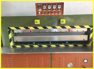 Zhenhu Brand 20t Pressure Cylinder Belt Embossing Machine (1350) pictures & photos