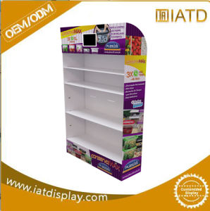 Paper Display Stand Cardboard Display Rack Pop Display for Retail pictures & photos