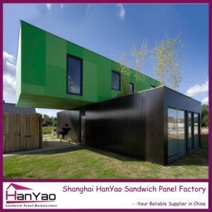 High Quality Customized Luxury Container Caterpillar House pictures & photos