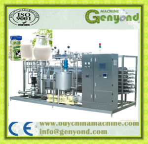 Plate Type Pasteurizer for Milk Yogurt Juice pictures & photos