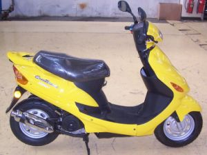 CE Approved Gas Power Engine Scooter 50 125cc