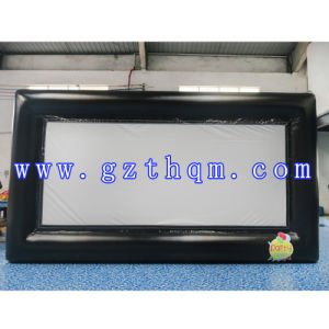 Airblown Inflatable Giant Movie Screen for Outdoors Using/Projection Movie Screen pictures & photos