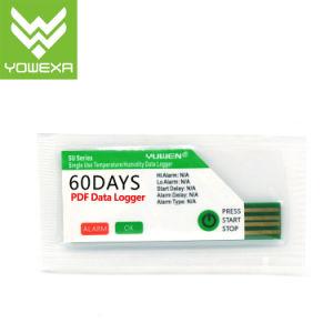 Refrigerator Temperature Data Logger with Pdf Temperature Report pictures & photos