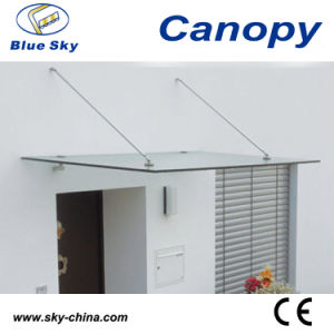 Strong Aluminum Door Canopy with Polycarbonate Sheet (B900) pictures & photos