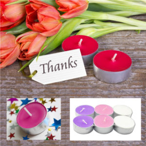 Decorative Household Lighting Mini Tealight Candle pictures & photos