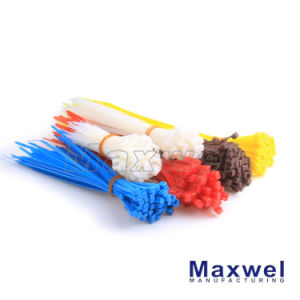 High Quality Plastic Releasable Cable Ties pictures & photos