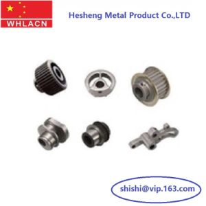 OEM Machining Milling Sewing Machine Spare Parts (Investment Casting) pictures & photos