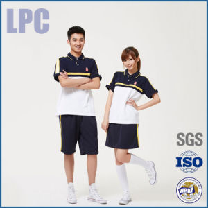 2016 OEM Promotion Advertising Summer School Uniform pictures & photos