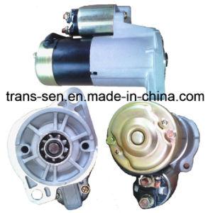 12V 1.2kw 9t Starter Motor for Mitsubishi Nissan Forklift (M1T60381) pictures & photos
