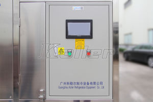 4 Tons Ice Cube Machine with Transprant Ice pictures & photos