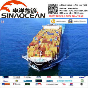 Cheapest Sea Freight From Ningbo/Shanghai to Germany