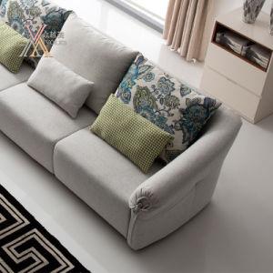 Modern Fashion Fabric Sofa Set (1601) pictures & photos