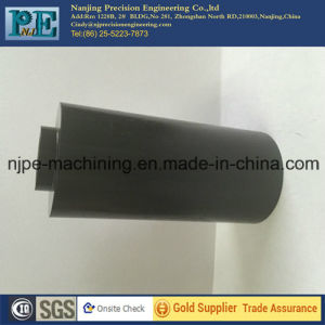 Custom High Quality CNC Turning Plastic Pipe Bushing pictures & photos