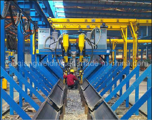 Steel Metal Automatic Welding Machine Factory pictures & photos