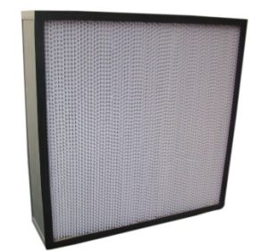 Panel HEPA Filter for Heating Ventilation and Conditioning pictures & photos