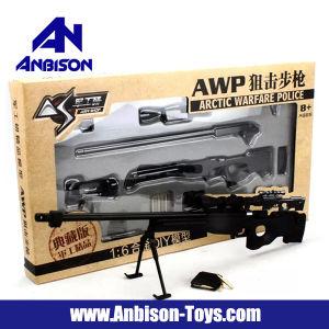 China Wholesale 1: 4 Metal DIY Gun Model Toy - Awp pictures & photos