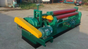 Plate Bending Machine / Rolling Machine/ Metal Roller / Metal Rolling Machine / Mechanical Rolling Machine / Symmetrical Bender pictures & photos