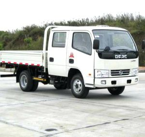 Hot Sale-Dongfeng 4X2 Double Cab Light Cargo Truck Dfa1040d39d2