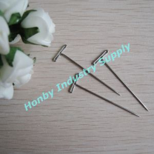 27mm Stainless Steel T Shaped Shirt Pins