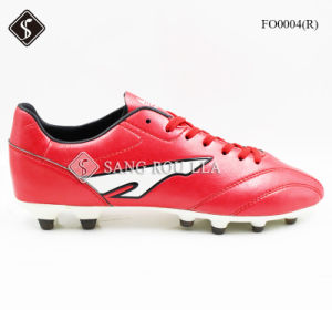 Soccer Shoe with Textile and Synthetic, Control The Ball at High Speed pictures & photos