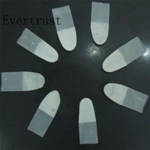 White Latex Finger Cots Without Powder for Cleanroom (EGS-02) pictures & photos