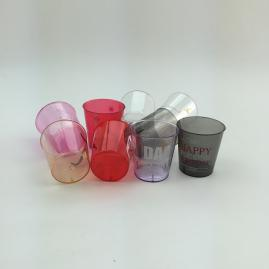 Disposable Plastic Shot Glasses for Drinking pictures & photos